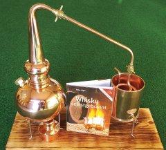 Anmeldefreie Destille für Whisky 2l Maische