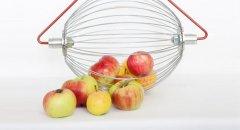 Rollblitz für Äpfel