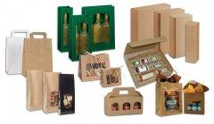 Verschiedenste Verpackungen passen für Ihr Produkt