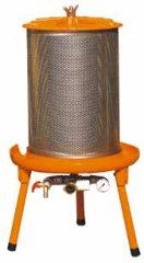 Die Hydropressen sind  in den Größen 20 l, 40 l, 90 l und 180 l erhältlich