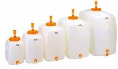 Die Getränkefässer oval sind in den Größen, 60 l/100 l/200 l/300 l und 500 l erhältlich